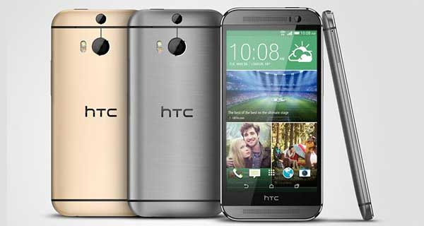 HTC One M8S is now official with Android Lollipop, 2GB RAM, 13MP Duo Camera