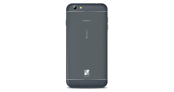 IBall Cobalt Oomph Back