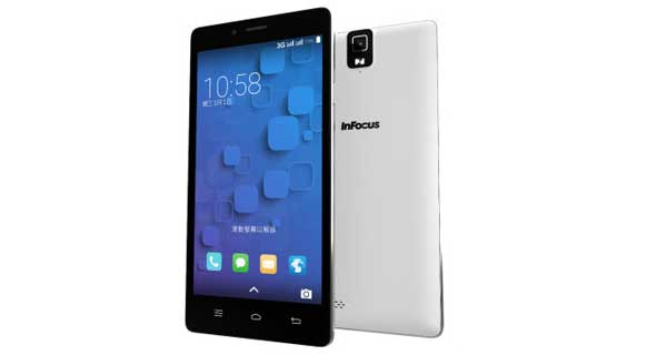 InFocus M330 with 5.5 inch HD display, 13 MP Camera to be Launched Soon for Rs. 9999 INR