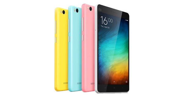 Xiaomi launches Mi4i in India at Rs. 12,999; to be available on from 30 April 2015