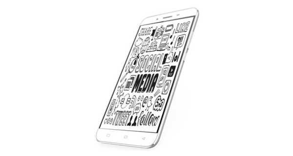Micromax Canvas Doodle 4 Front View