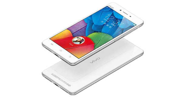 Vivo X5 Pro Top View
