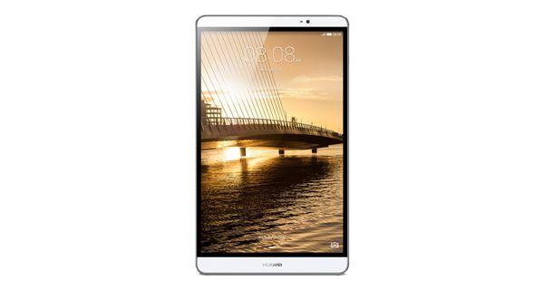 Huawei MediaPad M2 Front