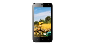 Intex Aqua Q4 Front View