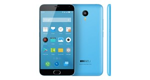 Meizu M2 Note Blue