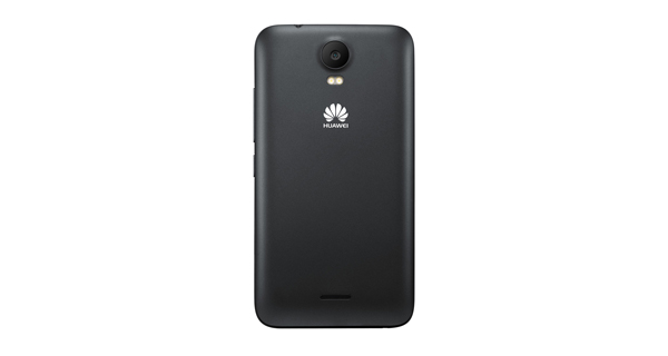 Huawei Y336 Back View