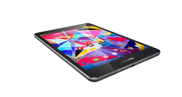 Archos Diamond Tab Top View