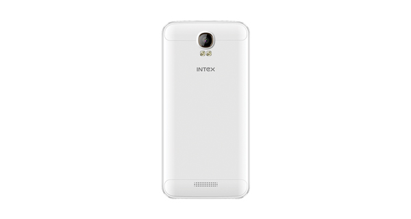 Intex Aqua Q1+ Back View