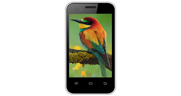 Intex Aqua V5 Front View