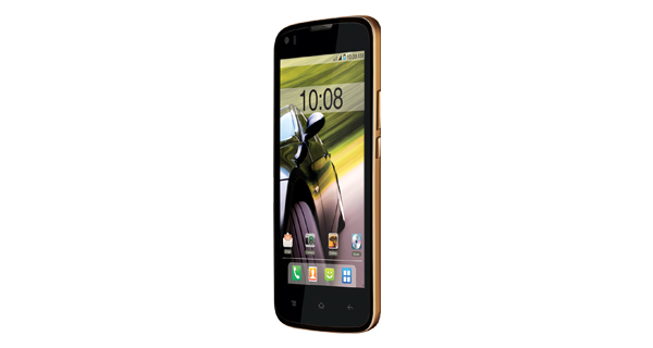 Intex Cloud Pace Front Black Color