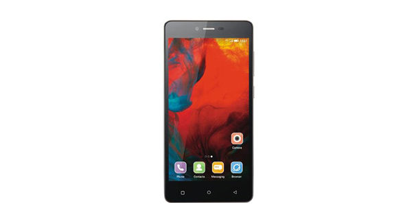 Gionee F103 Front View Black