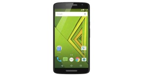 Motorola Moto X Play Front Black Color
