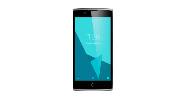 Alcatel One Touch Flash 2 Front View