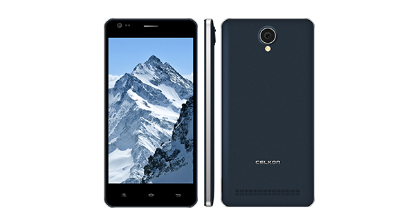 Celkon Millennia Everest Overall View
