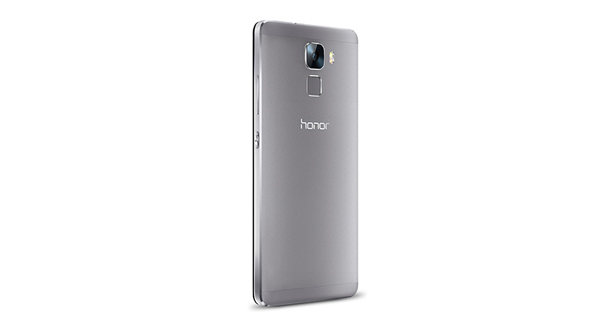 Huawei Honor 7 Back View