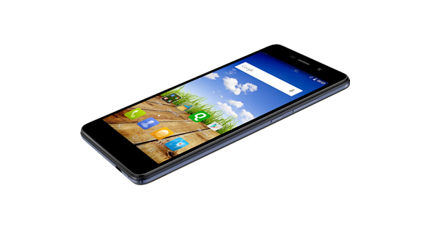 Micromax Canvas Mega E353 Top View
