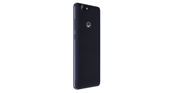 Micromax Canvas Nitro 3 E352 Back View