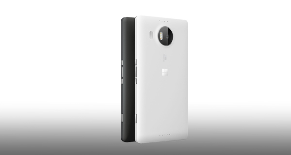 Microsoft Lumia 950 XL Back View