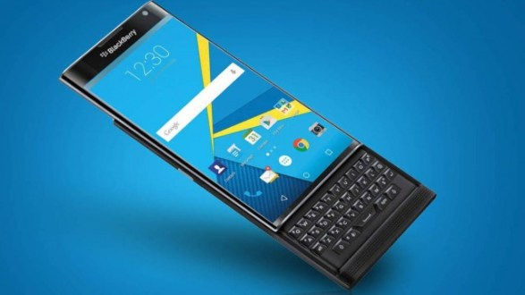 BlackBerry to launch its first ever Android Smartphone 'Priv' in India on 28th January 2016