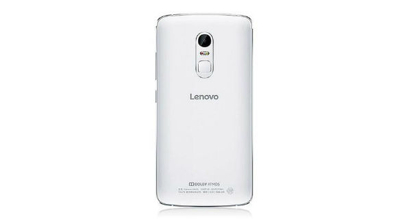 Lenovo Vibe X3 Back