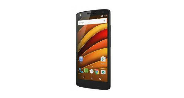 Motorola Moto X Force Front