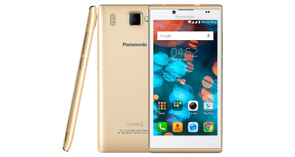 Panasonic P66 Mega with 2GB RAM, 21 Indian languages support launched in India for Rs. 7990