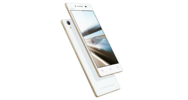 Vivo Y51L Front and Back