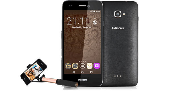 The cheapest Android Marshmallow Smartphone InFocus Bingo 50 launched in India for Rs. 7499
