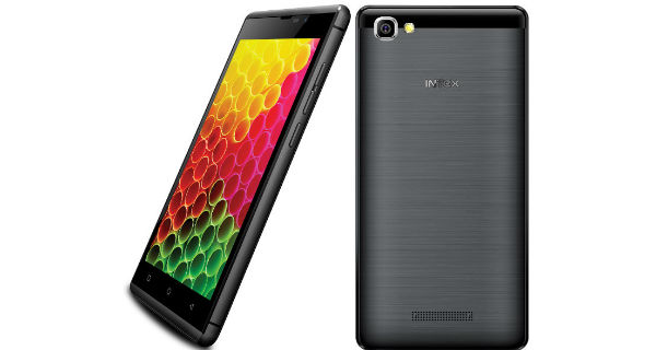 Intex launches Cloud Breeze with 5-inch display, 1GB RAM in India for Rs. 3999