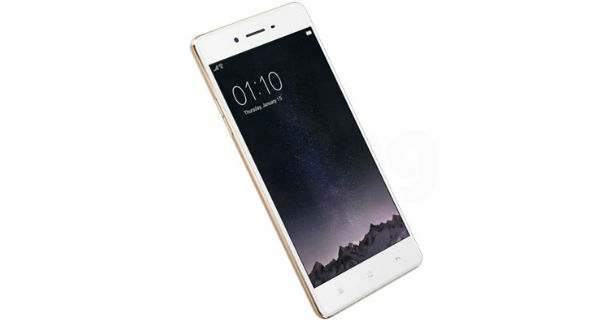 Oppo F1 Limited Edition Front
