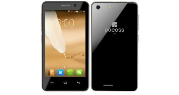 Docoss X1