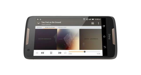 HTC Desire 828 Dual SIM View
