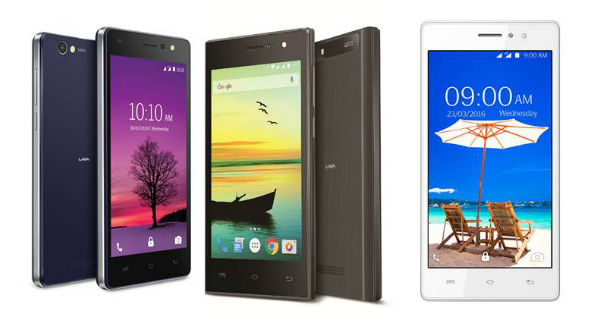 Lava launches A72, A76 and A89 affordable 4G Smartphones in India