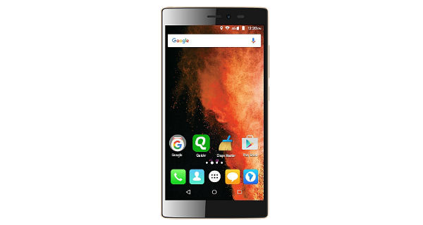 Micromax Canvas 6 Front