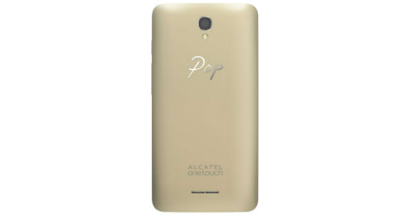 Alcatel Pop Star Back