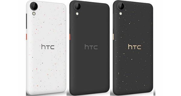 HTC Desire 825 Back View