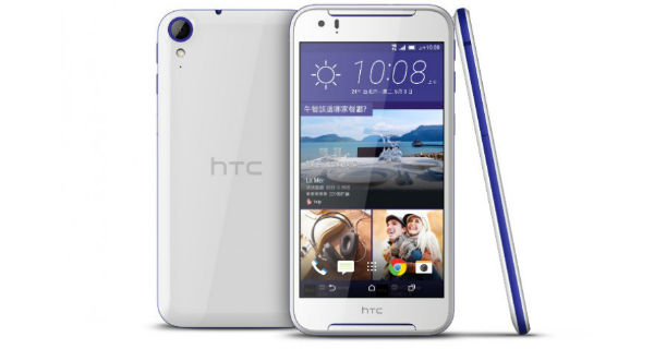 HTC desire 830 Overall