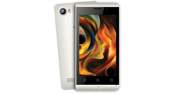 Intex launches Aqua Joy with Android Lollipop at Rs. 2799
