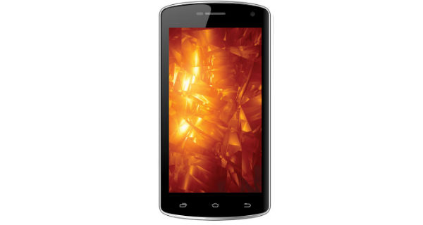 Intex Cloud Fame Front