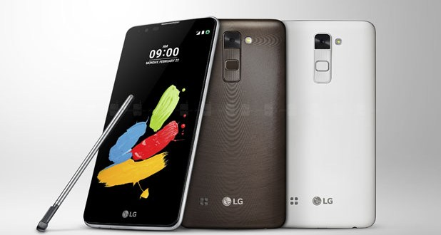 LG Stylus 2 Overall