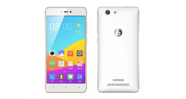 Gionee F103 Pro Launched – Price, Specifications and Features