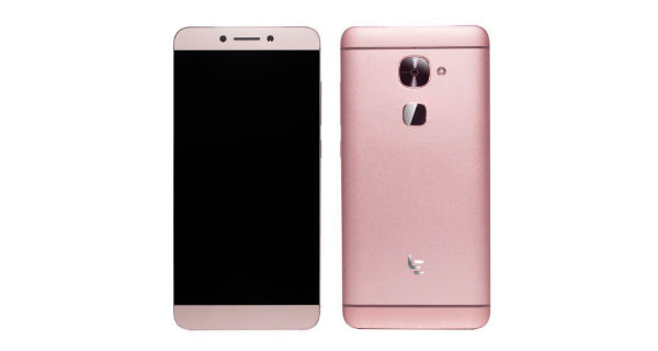 LeEco Le 2 Front and Back