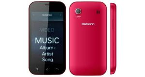 Karbonn A91 Overall
