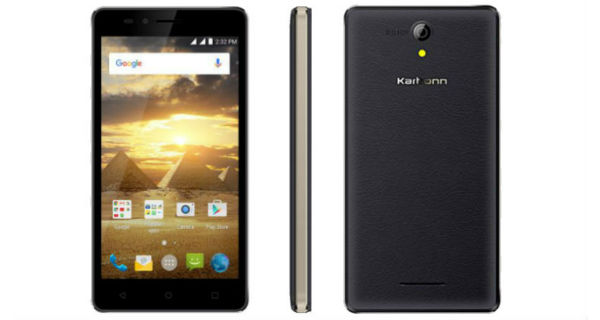 Karbonn Aura Power Overall