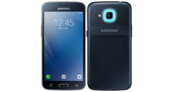 Samsung Galaxy J2 Pro Front and Back