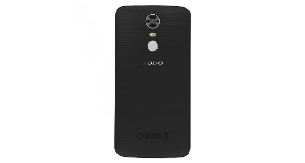 Zopo Speed 8 Back