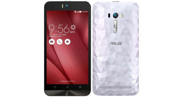 Asus ZenFone Selfie Variant With Diamond Cut Front and Back