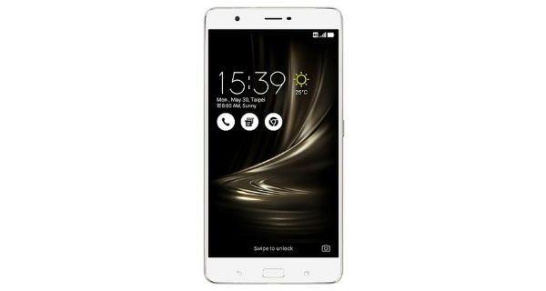 Asus Zenfone 3 Ultra Front