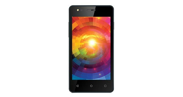 Intex Aqua Eco 4G Front