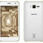 Karbonn Titanium 3D PLEX Front and Back